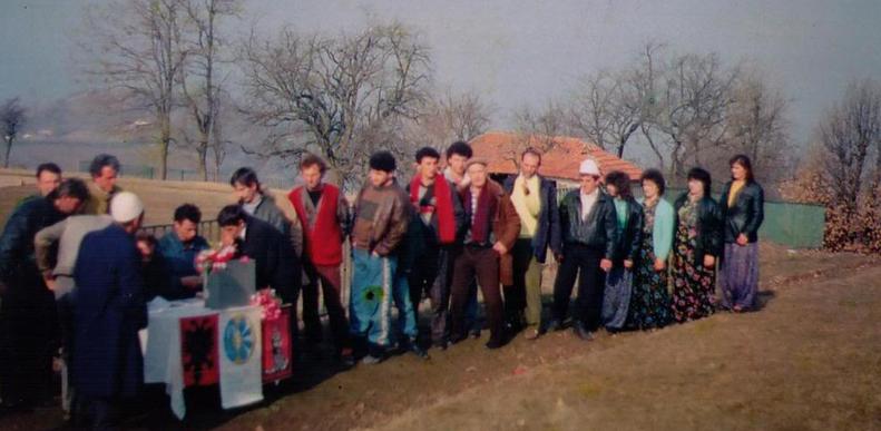 Votimi masiv dhe i guximshem 1-2 mars 1992 Tupallë - Medvegjë